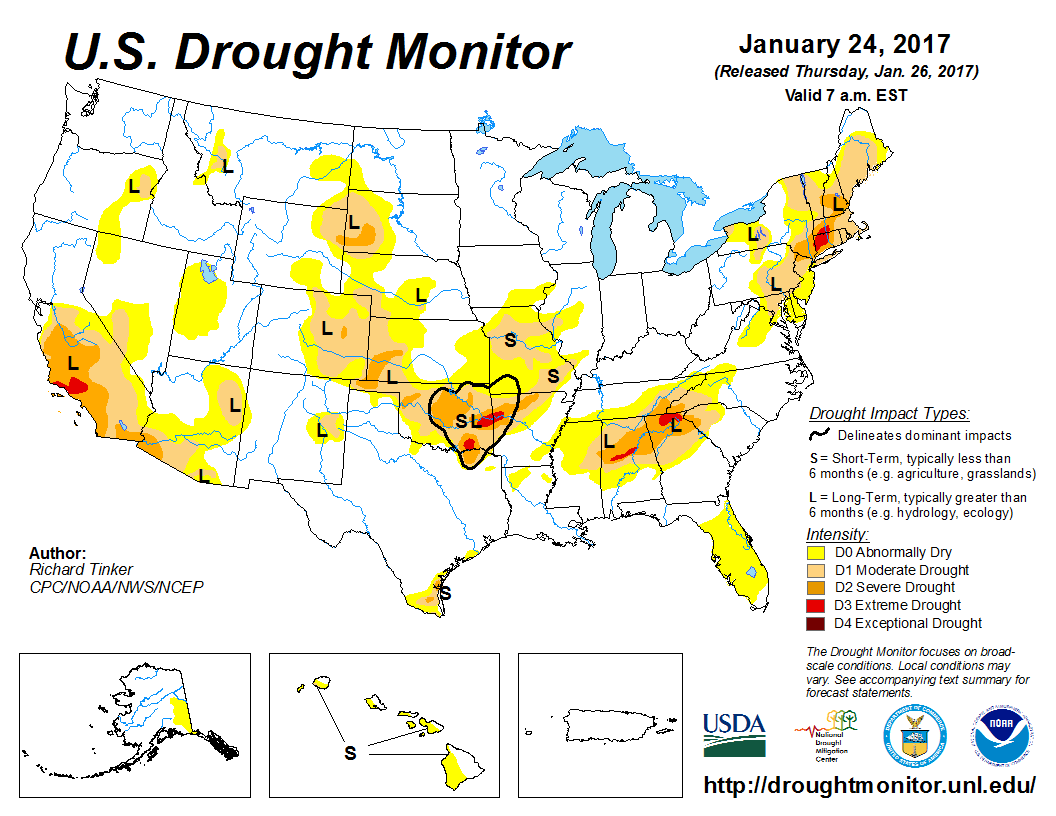 Warmer Weather Increased Precipitation Ahead Feedstuffs - Argentina drought map