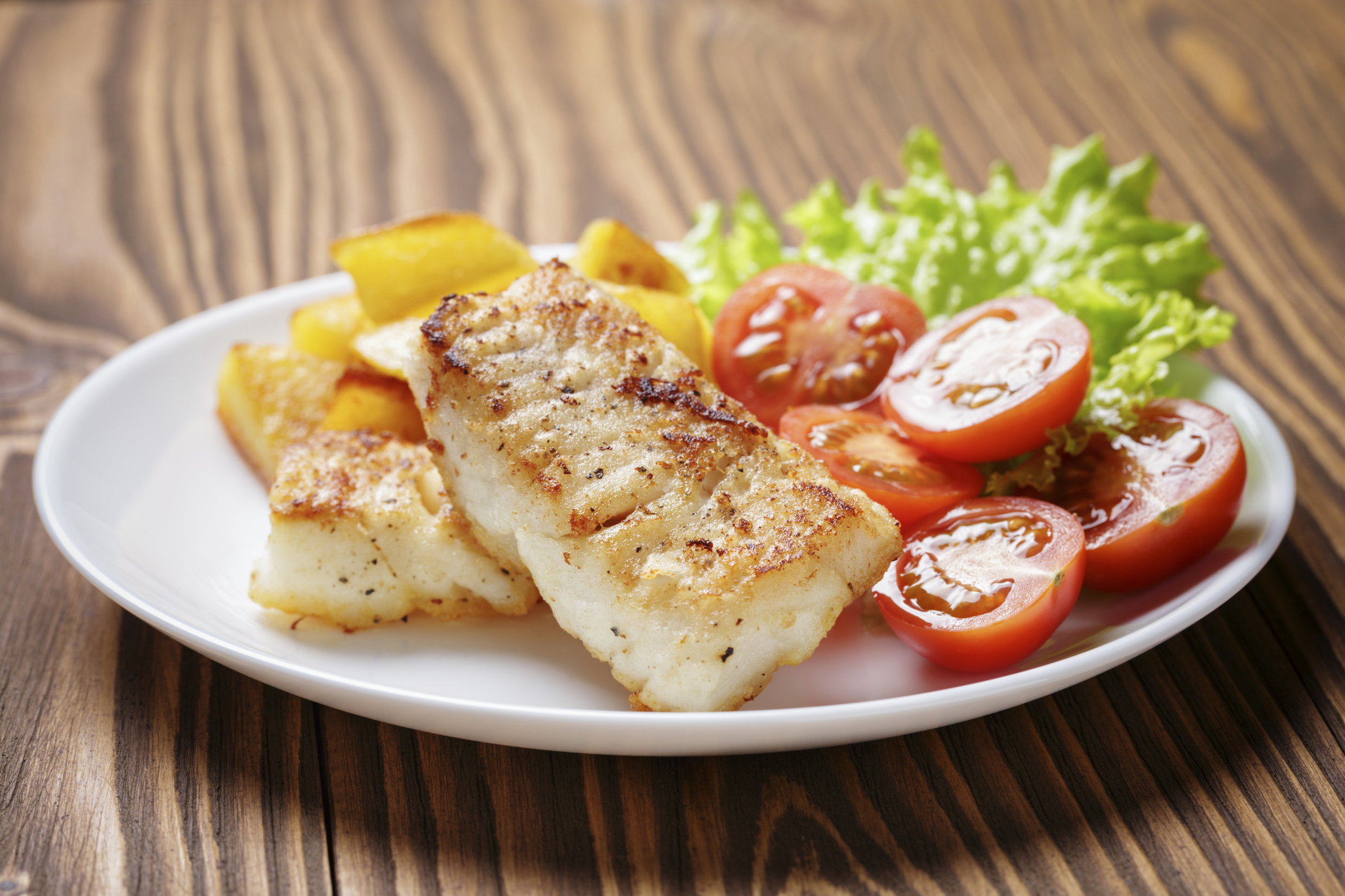 Рецепты вторых блюд из трески