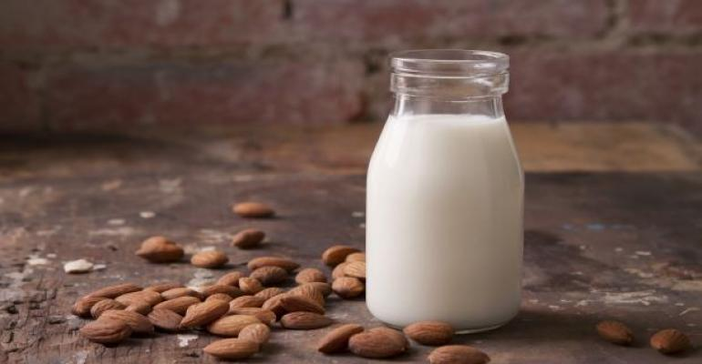 Dairy Alternative Market Growth Led by Almond Milk