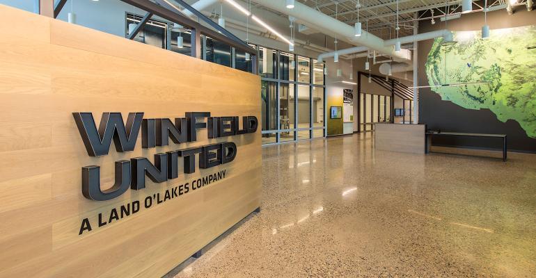 building shot of Winfield United innovation center