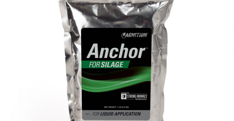 bag of Anchor for Silage