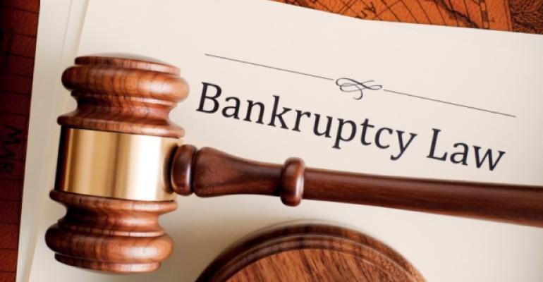 Bankruptcy Law Gavel Legal