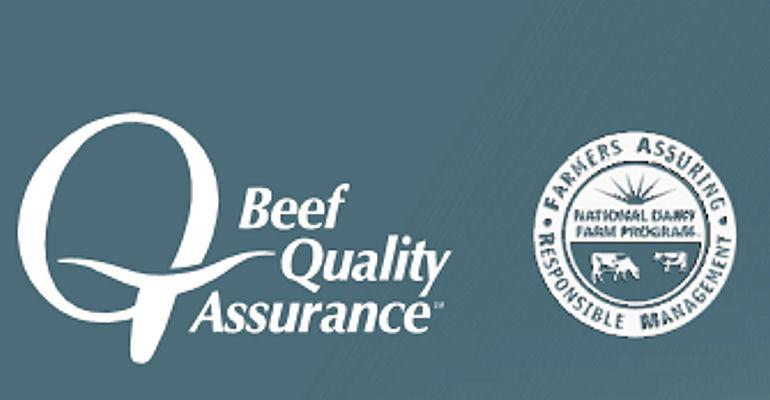 Beef Quality Assistance logo