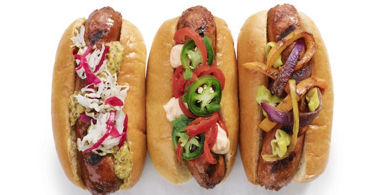 Beyond meat unveils sausage, more funding | Feedstuffs