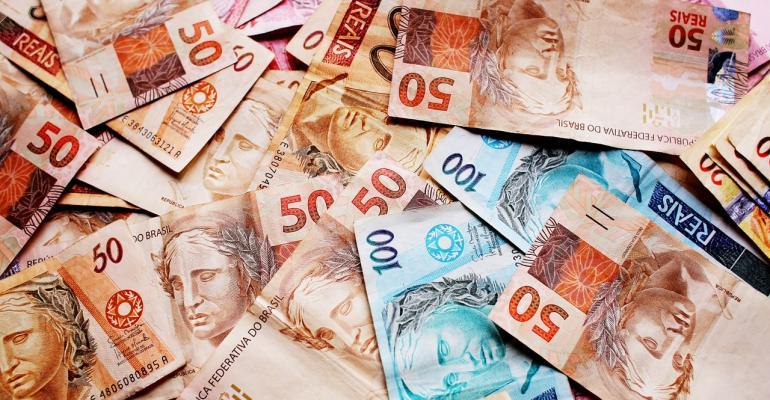 Brazil Brazilian currency real