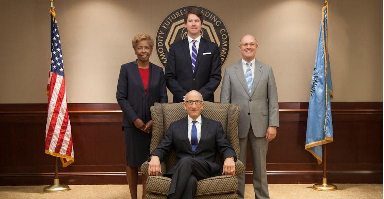 CFTC Commissioners Massad, Bowen, Giancarlo