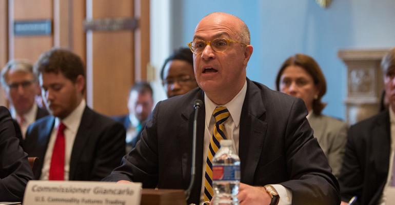 CFTC Commissioner Giancarlo