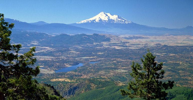 Cascade-Siskiyou National Monument landscape