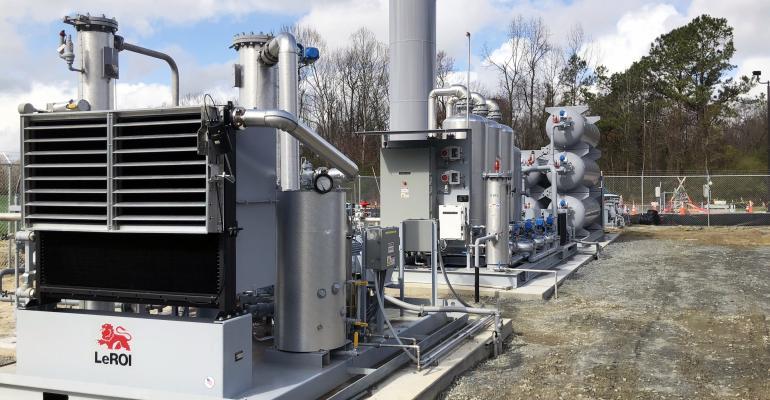 Duke Energy OptimaBio Facility