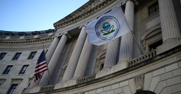 Trump's Proposed Budget Cuts EPA Funding