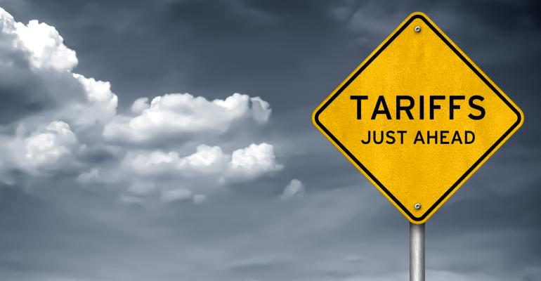 Tariff retaliations