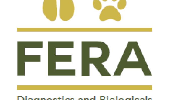 FERA Diagnostics & Biologicals logo