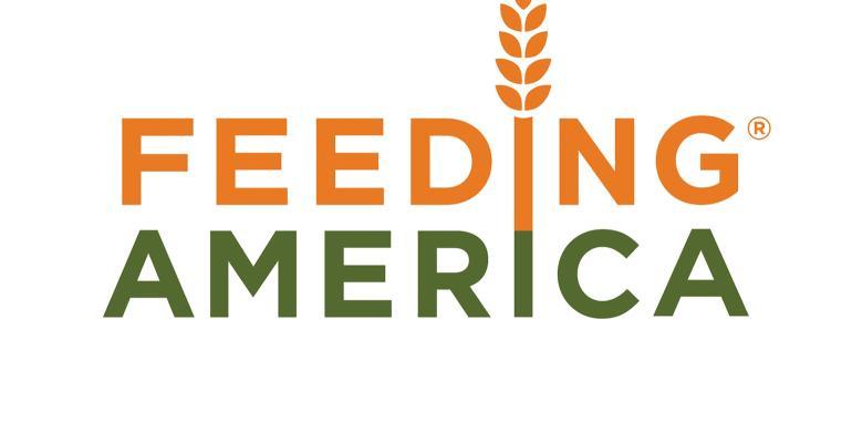 Feeding America logo as feature image