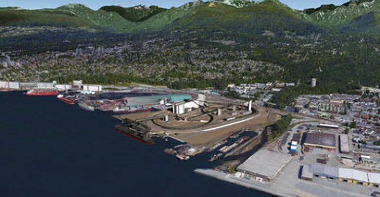 G3 Terminal Vancouver rendering