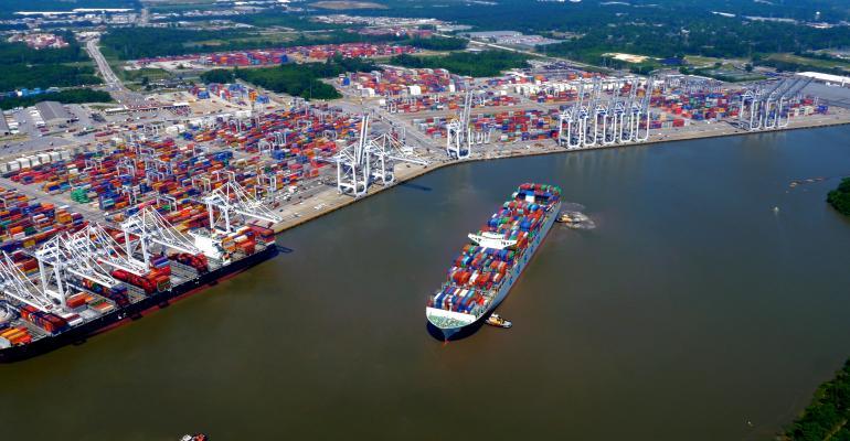 Georgia Port
