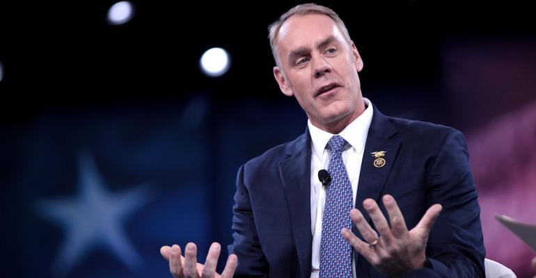 Trump S Interior Pick Zinkeunderstands Balance Needed In
