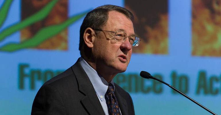 USDA Forest Service Deputy Chief Jim Hubbard