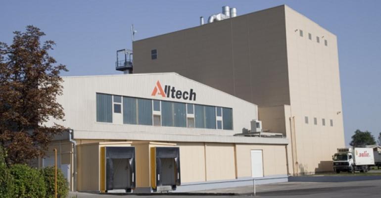 Alltech yeast plant in Serbia