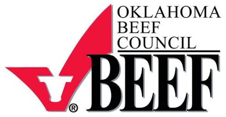 Oklahoma Beef Council beef checkoff logo