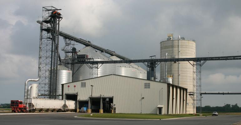 POET ethanol plant in Marion, Ohio