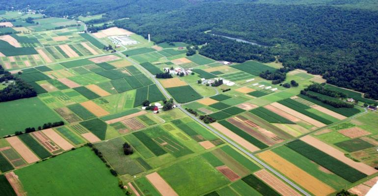 Agricultural research, like that conducted at Penn State's Russell E. Larson Agricultural Research Center (shown) is facing daunting challenges as scientists attempt to greatly increase food production in a sustainable way and protect the environment.