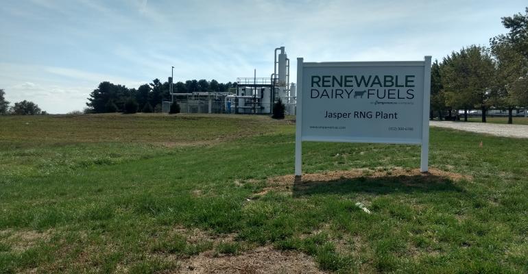 RDF plant in Jasper County Indiana