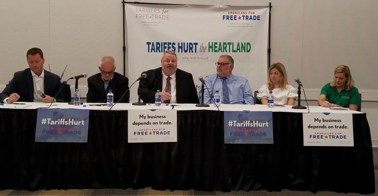 Roundtable hosted by Farmers for Fair Trade