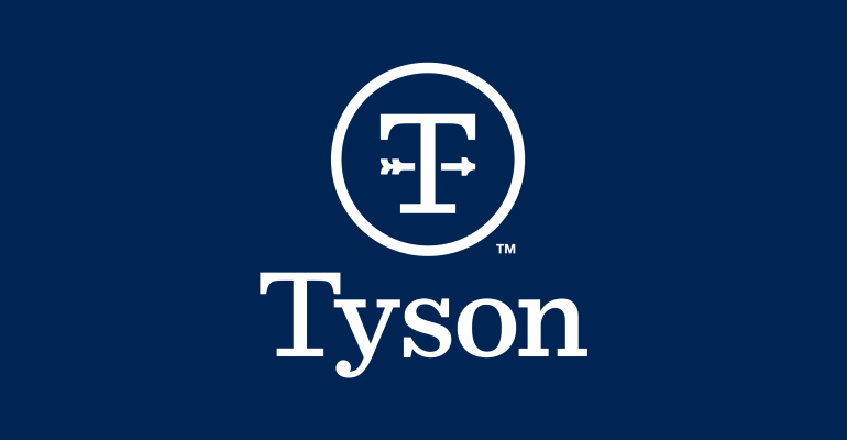 U.S.  trade war to affect Tyson Foods' 2018 shares class=