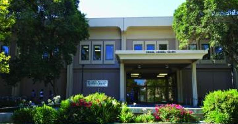University of California-Davis School of Veterinary Medicine Veterinary Hospital