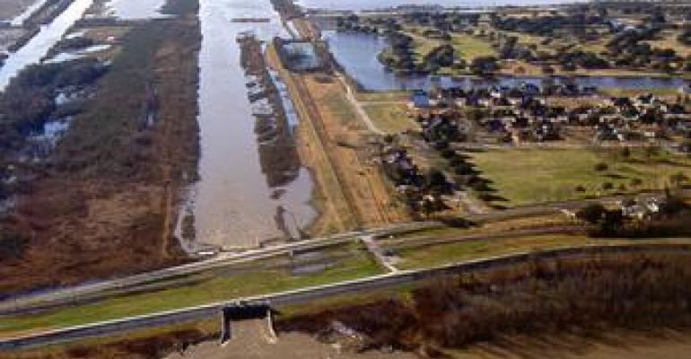 Mississippi River diversion