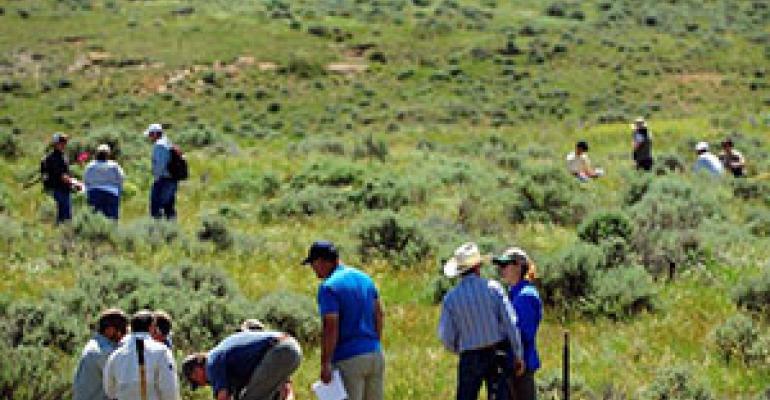 grassland carbon conservation workshop