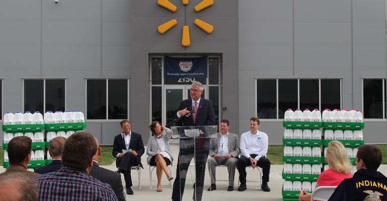 Walmart IN plant opening