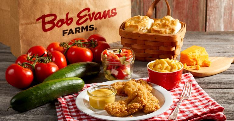Bob Evans picnic