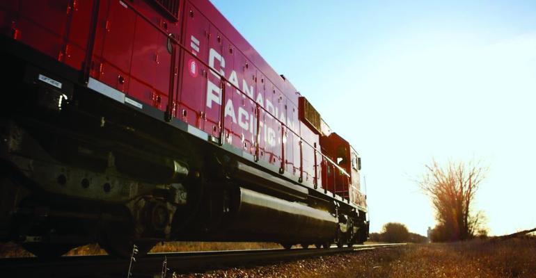 cp locomotive train