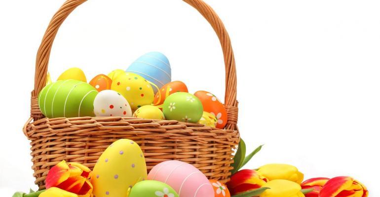 Easter emerges as 20b us food gifting market feedstuffs easter basket negle Images