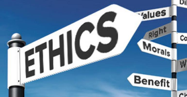 Ethical dilemma of food policies, marketing claims and choices