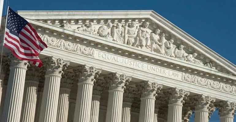 Supreme Court hears major clean water case
