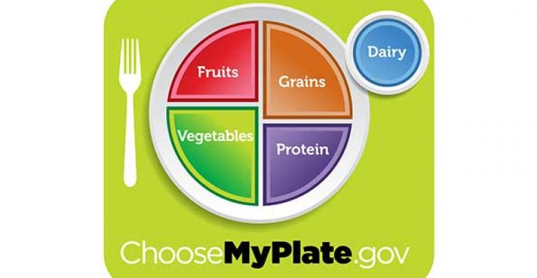 Holding steady year after year MyPlate the USDAs guidance for healthy eating choosemyplategov continues to play an important role in nutrition education with 73 percent of dietitians using MyPlate as a tool to help consumers eat right Photo by the USDAs Center for Nutrition Policy and Promotion
