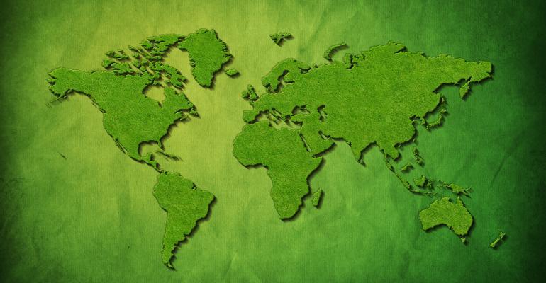 Global grass map