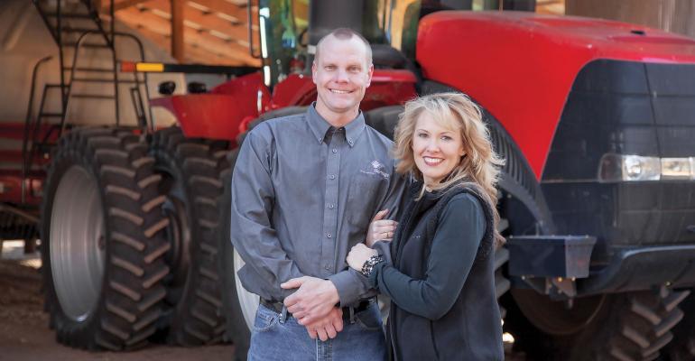 John and Heather Oden - Farm Futures Summit