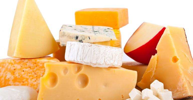 many types of cheese