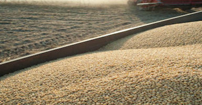 Weekly Export Sales – soybeans lead the way