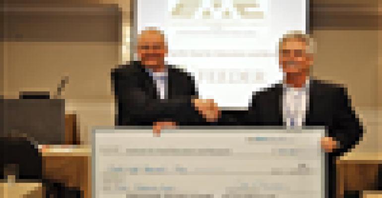 IFEEDER receives largest donation in organization's history