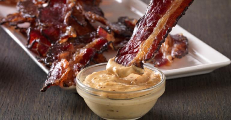 Schmacon, the new bacon