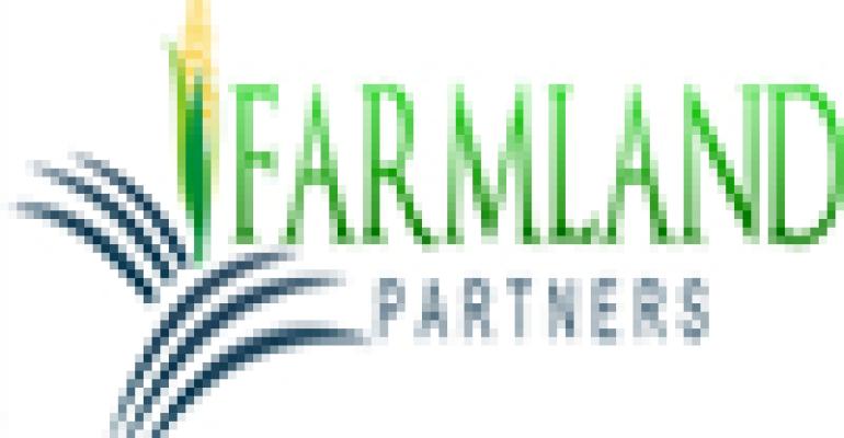 Farmland Partners to acquire Burlington, Colorado-based farm
