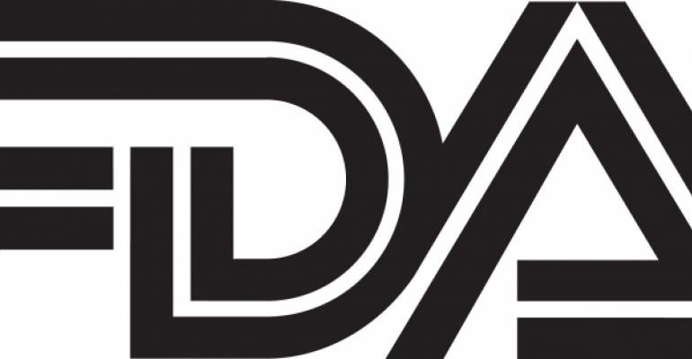 Schell returns to FDA's CVM office