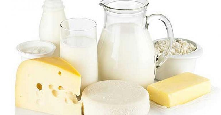Market holds promise for dairy sector