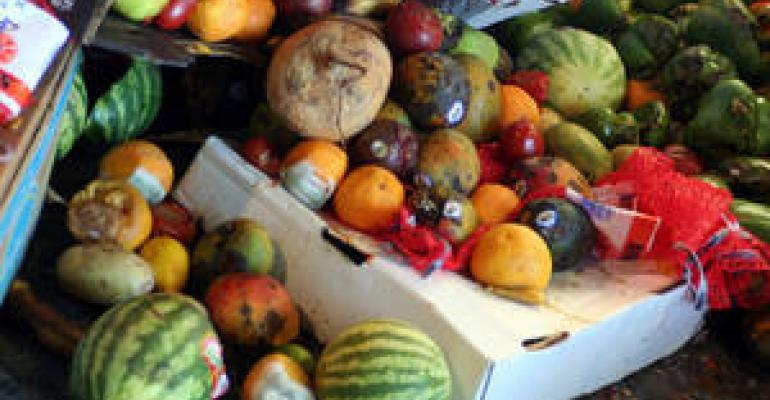 New knowledge-sharing initiative looks at food loss, waste