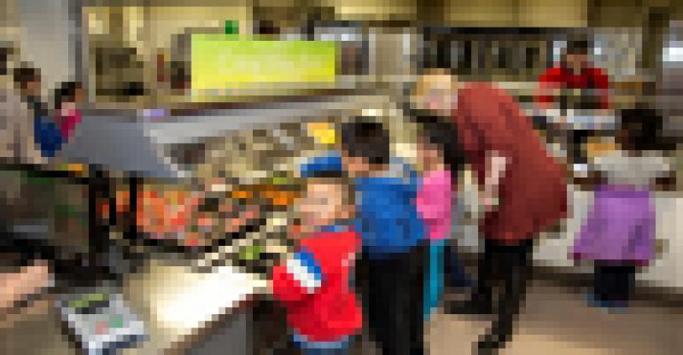 Child nutrition reauthorization advances