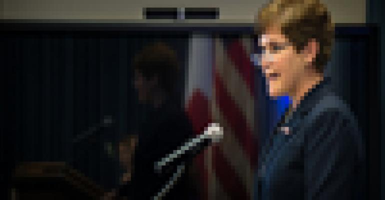 Deputy secretary Harden to depart from USDA